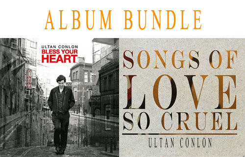 Ultan Conlon Album Bundle